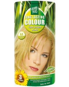 Kreson Henna Plus Long Lasting Colour Hell Gold Blond 8.3 - 100ml