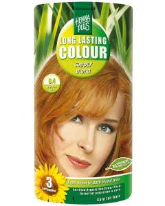 Kreson Henna Plus Long Lasting Colour Copper Blond 8.4 - 100ml