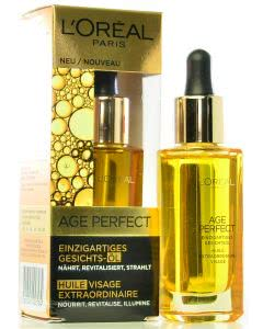 L'Oreal Age Perfect Einzigartiges Gesichts-Oel - 30ml