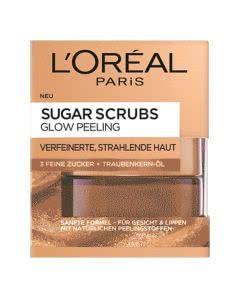 L'Oreal Dermo Expertise Smooth Sugar Scrub Maske - Traubenkern-Oel - 50ml