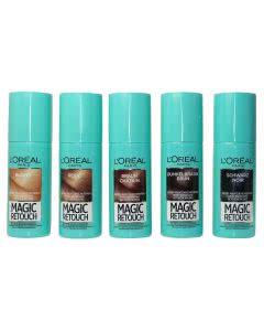 L'Oreal Magic Retouch Haaransatz Kaschier-Spray - Nr. 7 kühles braun - 75ml