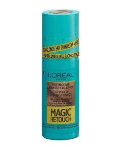 L'Oréal Magic Retouch Dark Roots Blond bis Dunkelblond Spray - 75 ml
