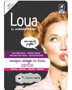 Loua by Laurence Dumont - Gesichts-Maske - Express Detox