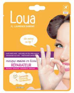 Loua by Laurence Dumont - Hand-Maske - nährend/regenerierend