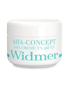 Louis Widmer - AHA Concept Creme 5% - unparfumiert - 50ml
