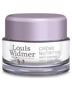 Louis Widmer - Crème Nutritive - 50ml