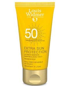 Louis Widmer - Extra Sun Protection 50 - 50ml