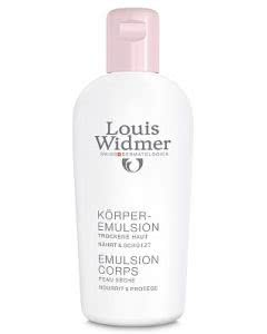 Louis Widmer - Körperemulsion - 250ml
