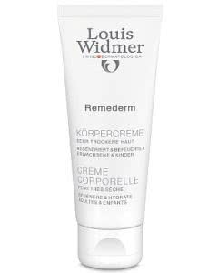 Louis Widmer - Remederm Körpercreme - 75 ml Tube