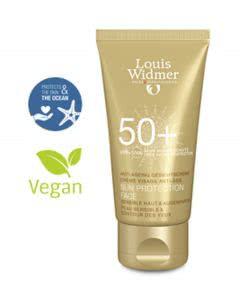 Louis Widmer - Sun Protection Face SPF 50+ parfumiert - 50ml