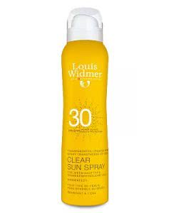 Louis Widmer - Clear Sun Spray 30 - 125ml