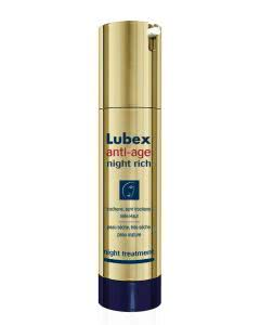 Lubex Anti-Age - Night Nachtpflege RICH - 50ml