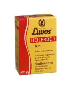 Luvos Heilerde 1 zum Einnehmen Pulver - 480g