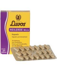 Luvos Heilerde micro - DUO-Pack 2x40 Kaps.