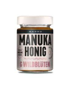 Aromalife Madhu Manuka Honig und Wildblüten - 250g