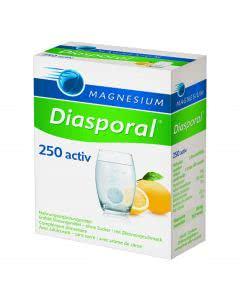 Magnesium Diasporal - 250 activ