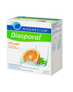 Magnesium Diasporal direct - 375 activ - Orange Trinkgranulat - 20 Stk.