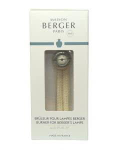 Maison Berger - Ersatz-Docht mit Brenner - AirPur für alle Lampen - 1 Stk.