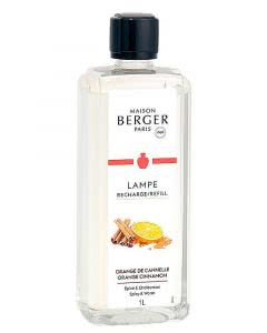 Maison Berger Duft -  Orange de Canelle / Orange-Zimt - 1000ml