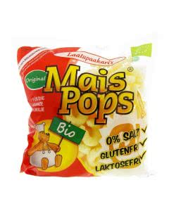 Maispops - der gesunde BIO Kinder-Snack - 65g