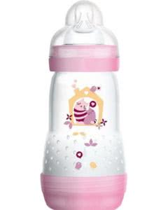 Mam Easy Start Anti-Colic Flasche 260ml 2+M Girl