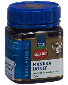 Manuka Health Honig MGO 400+ - 250g