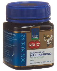 Manuka Health Honig MGO 100+ - 250g