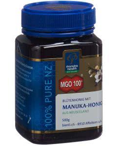 Manuka Health Honig MGO 100+ - 500g