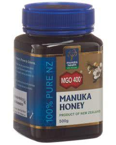 Manuka Health Honig MGO 400+ - 500g