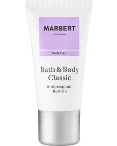 Marbert Classic Anti Perspirant Roll-on Deodorant - 50ml