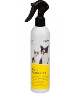 Martec Pet Care Antiparasite Spray - 250ml