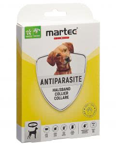 Martec Pet Care Hundehalsband Antiparasite