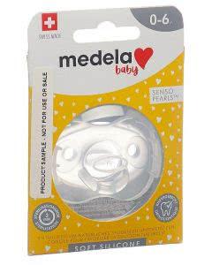 Medela Baby Schnuller Soft Silicone 0-6 Monate Unisex