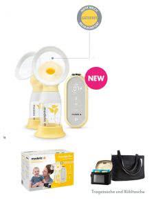 Medela Freestyle flex Milchpumpe elektrisch