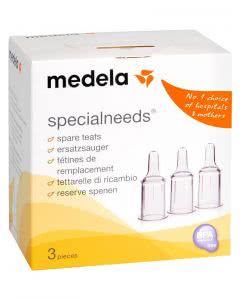 Medela Special Needs Ersatzsauger - 3 Stk.
