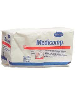 Medicomp Vlieskompressen unsteril 10 x 20cm - 100 Stk.