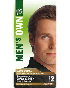 Kreson Henna Plus MENS`S OWN Dunkel-Blond - 40ml