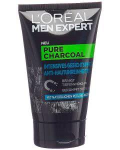 L'Oréal Men Expert Pure Charcoal Peeling Anti-Hautunreinheiten - 100ml