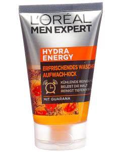 L'Oréal Men Expert Hydra Energy Aufwach-Kick Waschgel - 100ml
