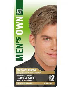 Kreson Henna Plus MENS`S OWN Mittel-Blond - 40ml