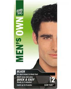 Kreson Henna Plus MENS`S OWN Schwarz - 40ml