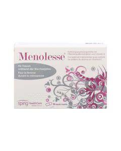 Menolesse Pflanzenpollen Vitamin E für die Wechseljahre