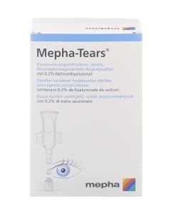 Mepha-Tears - feuchtigkeitsspendende Augentropfen 20 x Port.