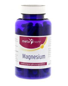 MetaCare Magnesium Kapseln - 120 Stk.