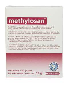Methylosan - zur Verringerung der Müdigkeit - 60 Kaps.