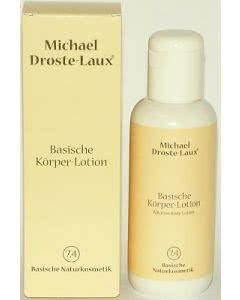 Michael Droste-Laux - Basische Körper-Lotion pH 7,4 - 200ml