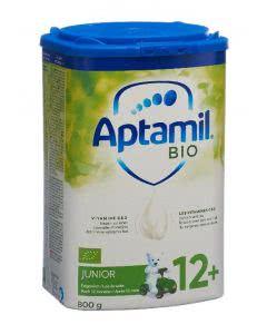 Milupa Aptamil Bio Junior 12+ Kindermilch - 800 g