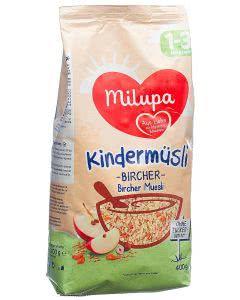 Milupa Kinder Bircher-Müesli - 400g