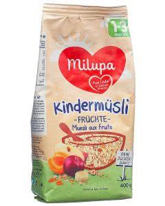 Milupa Bio Kindermüsli Früchte 12m+ - 400g