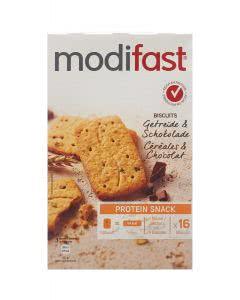 Modifast getreide bisquits schokolade